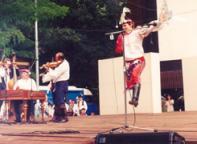 Z�jezd na folklorn� festival do Str�nice