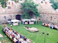 Tajupln� ve�er na Janov� hrad�