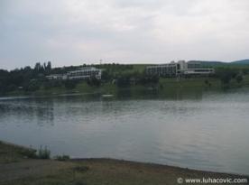 P�ehrada Luha�ovice - Pozlovice
