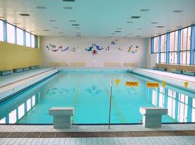 Kryt� plaveck� baz�n Rat�kovice