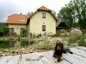Apartmán Vyšný u Českého Krumlova