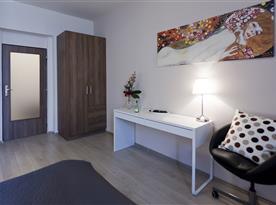Interiér apartmánu
