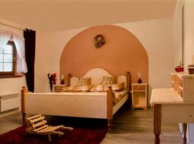 Romantický pokoj pro 2 osoby