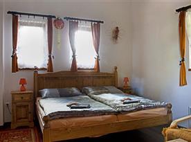 Zámecký pokoj pro 2 osoby