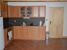 Plně vybavená kuchyně