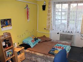 Apartmán A - pokoj