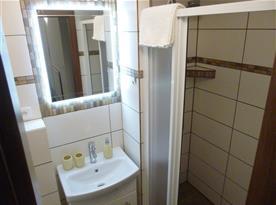 Koupelna A pro ložnici A a B