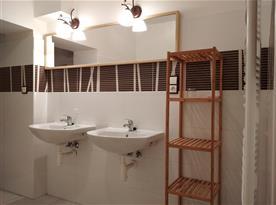 ap. v přízemí koupelna