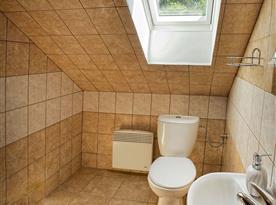 Koupelna - interiér pokoje