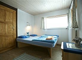 Dvoulůžkový pokoj s vlastní koupelnou