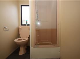 Koupelna - domek pro 5 osob