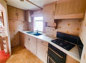 Kuchyně - domek pro 6 osob