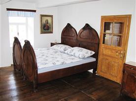 Obytná místnost s lůžky
