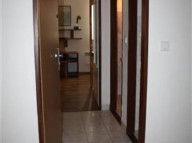 Vstup do apartmánu