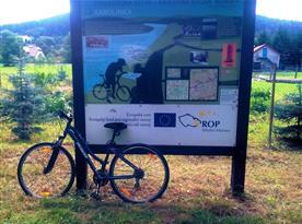 Cyklostezky v okolí