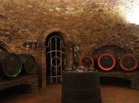 Vinný sklípek v okolí s možností zajištění posezení