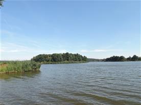 Přírodní koupaliště rybník Velký