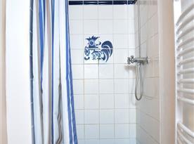 Sprchový kout apartmán C