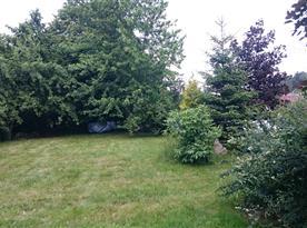 Zahrada pro parkování vozů