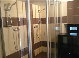 Sprchový kout pro dva