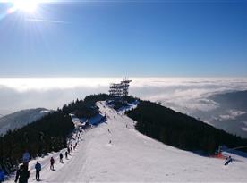 Dolní Morava - lyžařské středisko
