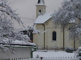 Pavlišovská kaplička