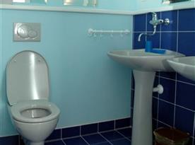 Koupelna se sprchovým koutem