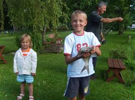 Dětský rybolov
