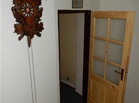 Interiéry objektu