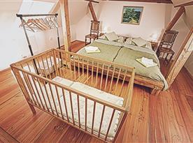 Petrklíčový apartmán