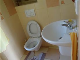Apartmán PB Balcony - WC