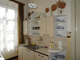 Apartmán PB Deluxe - kuchyně