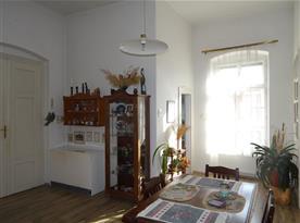 Apartmán PB Deluxe - obývací pokoj