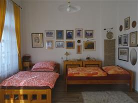 Apartmán PB Deluxe - ložnice