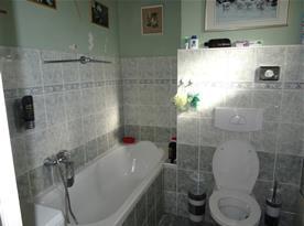 Apartmán PB Deluxe - koupelna