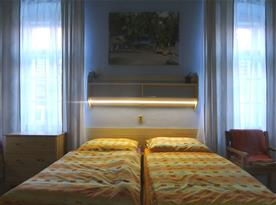 Apartmán PB Balcony - velká ložnice