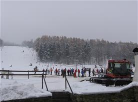 Možnost lyžování