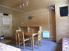 Obytná místnost s kuchyní