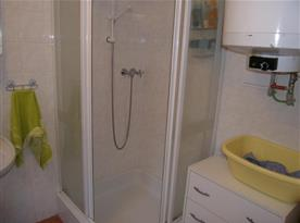 Příslušenství se sprchovým koutem
