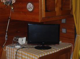 TV zázemí