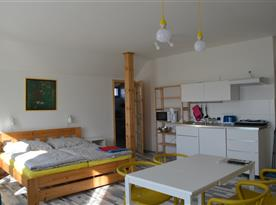 2. NP - Apartmán SUN SET - kuchyňka