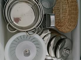 Kuchyňské vybavení - 2. NP - každý apartmán