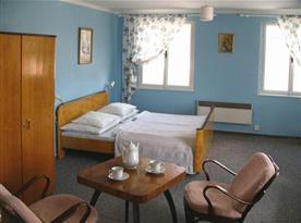 Modrý apartmán