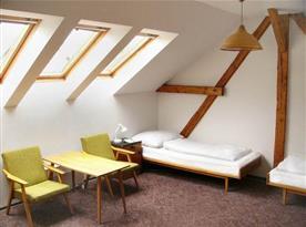 Dolní apartmán