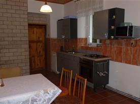 kuchyň apartmán č.5