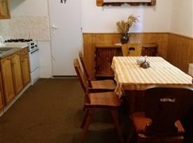 kuchyň apartmán č.3