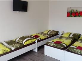apartmán s terasou č. 2