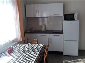 apartmán s terasou  č.1