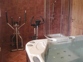 Rotopedy a sprcha u vířivky