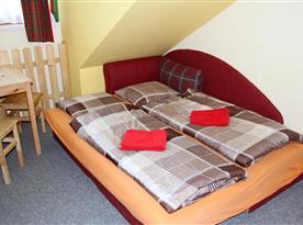 Interiér apartmánu č. 43